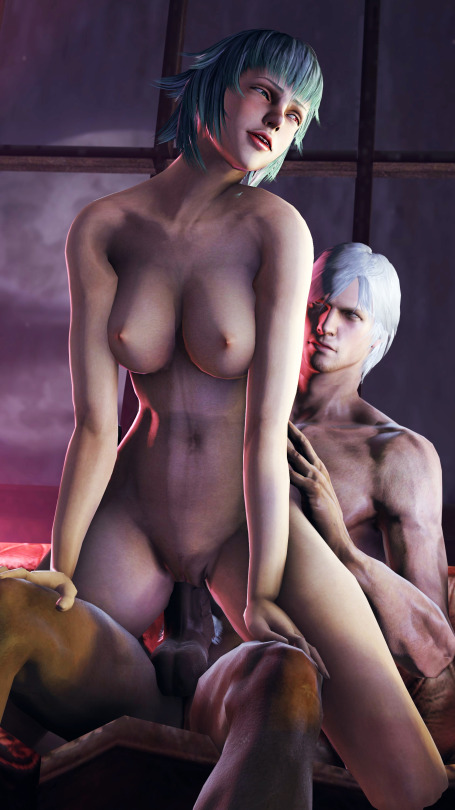 may dante female cry devil Spark a space tail vix