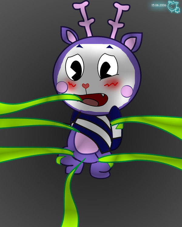happy tree friends Class of the titans herry