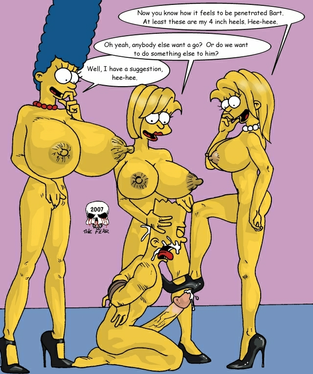 marge imagefap fear bart the and Star vs forces of evil sex