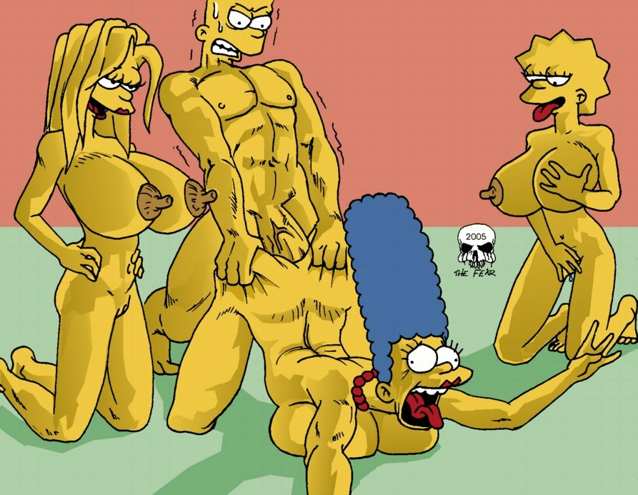 bart fear marge and imagefap the Steven universe yellow diamond porn