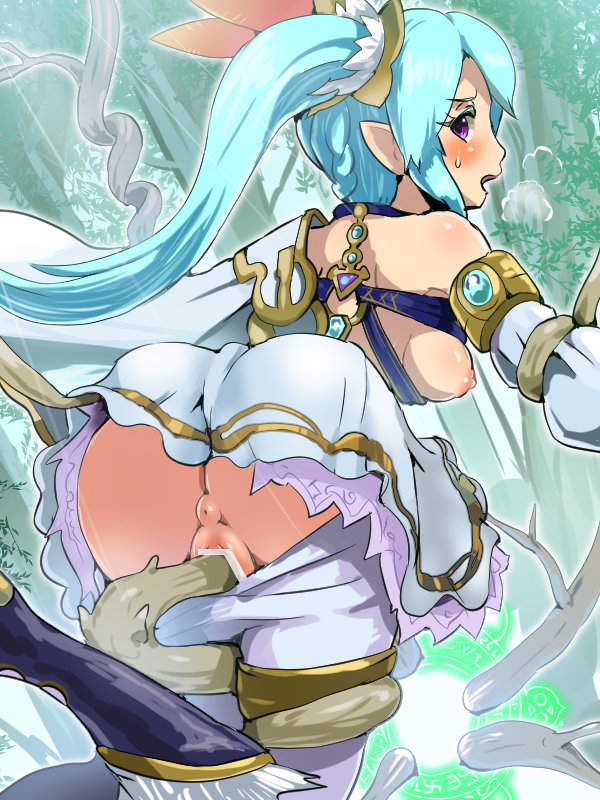 of hentai fairy legend great zelda Why is rick always drooling