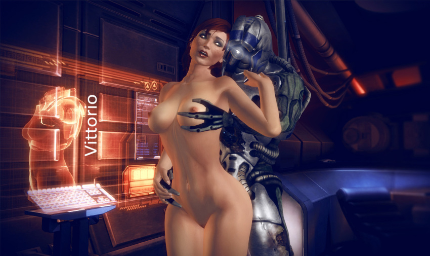 mass jack effect Trials in tainted space gianna