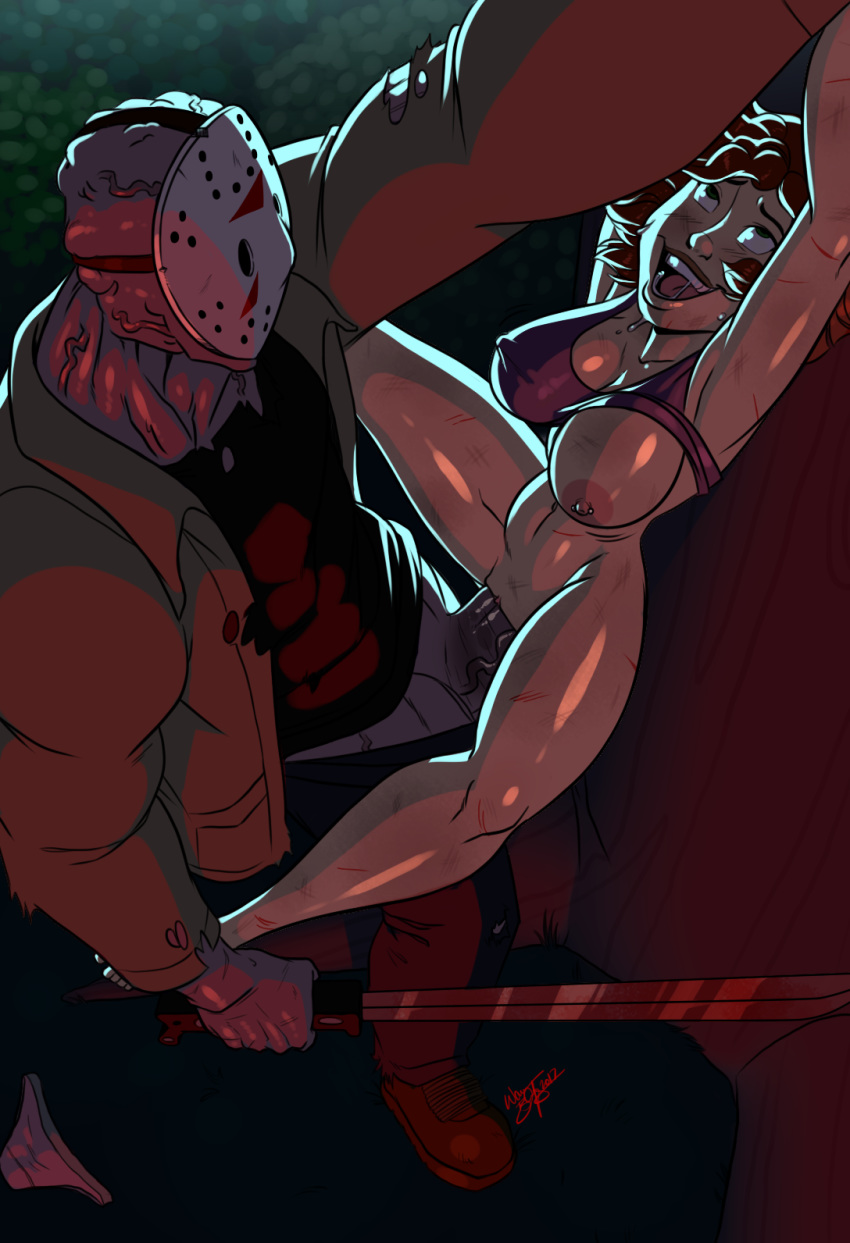 friday the 13th porn jason Star vs the forces of evil comics