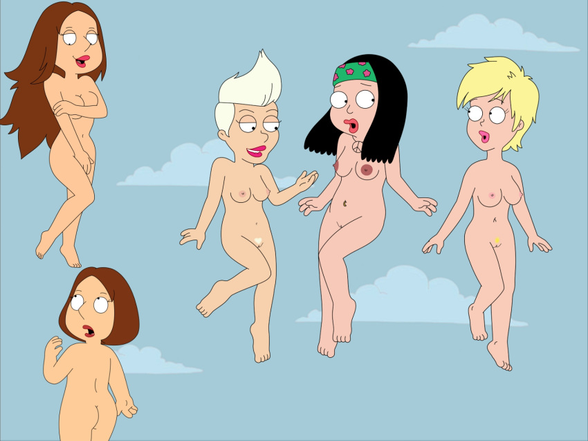 nude mrs monarch dr the The loud house lola loud