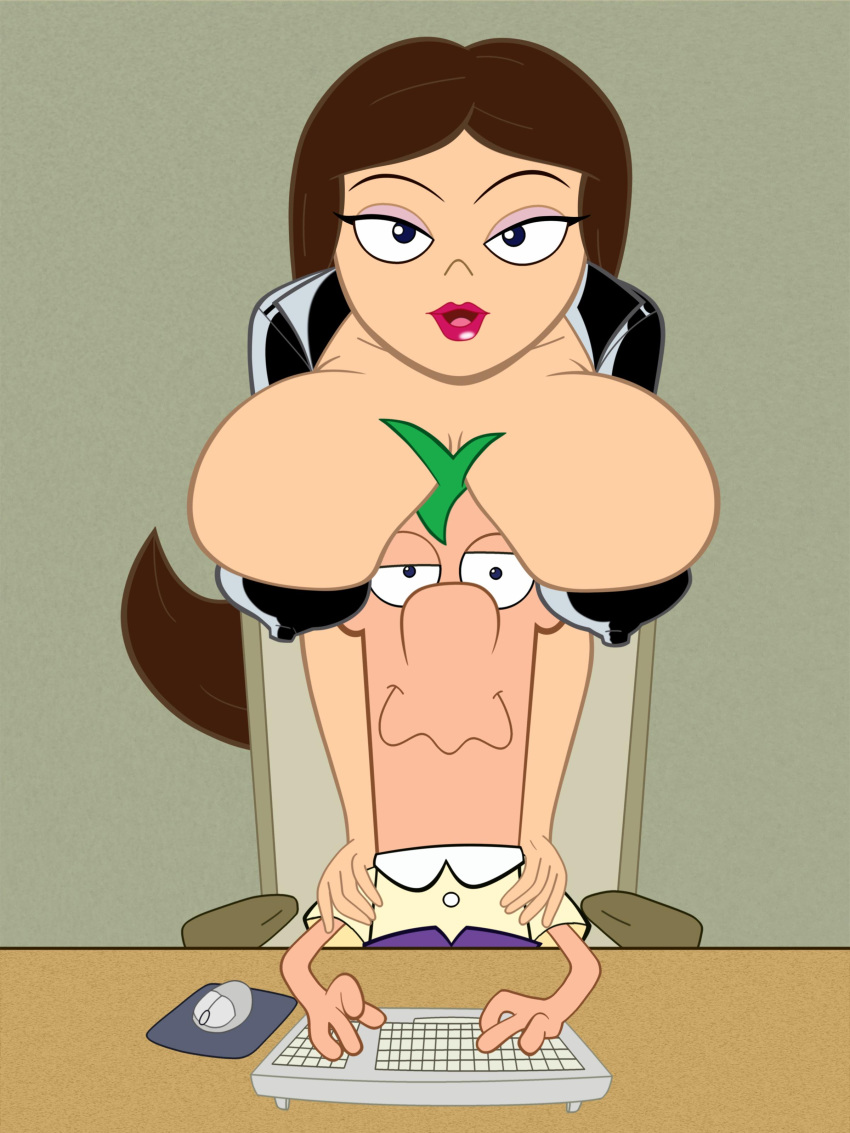 vanessa porn phineas and ferb Risk of rain 2 characters rex