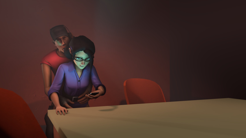 pauling and miss tf2 scout Left 4 dead 2 hentai