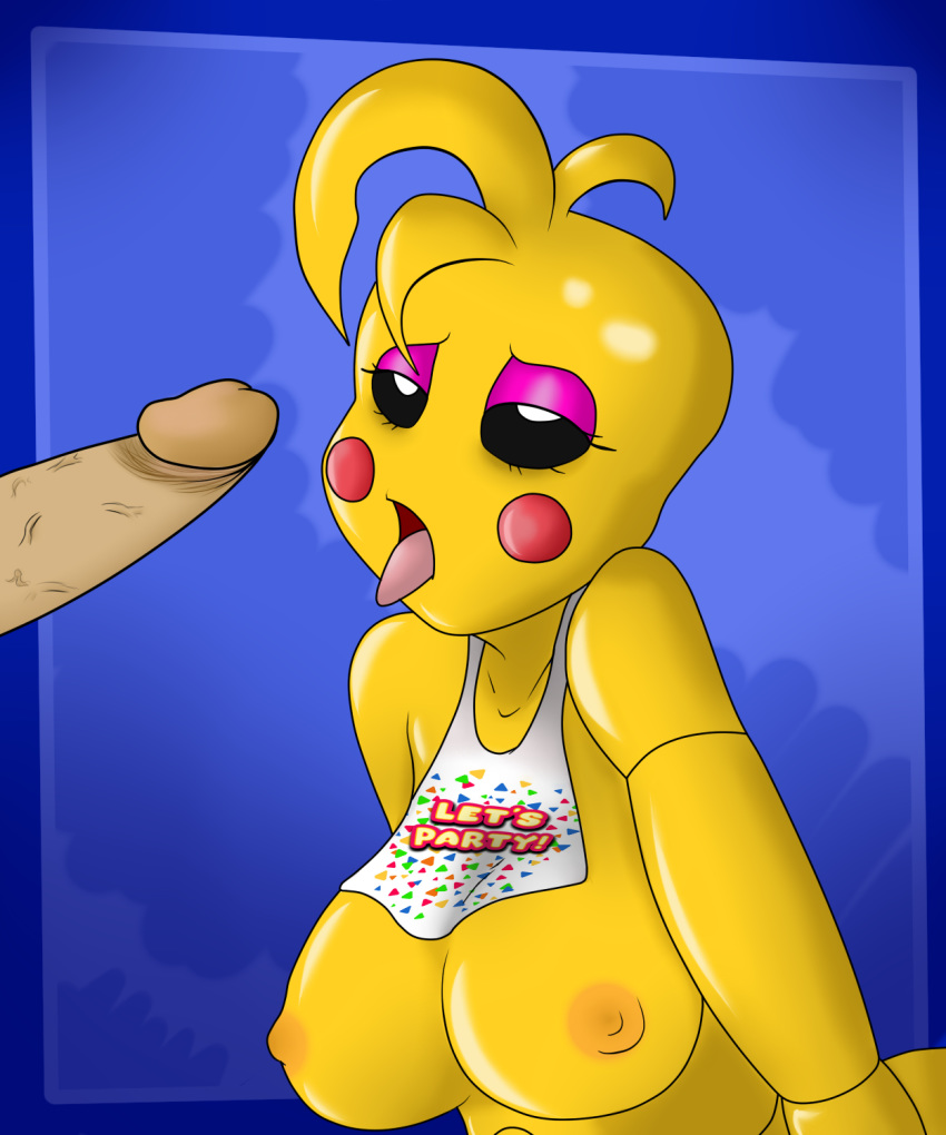 porn toy x mangle chica Face down ass up pose