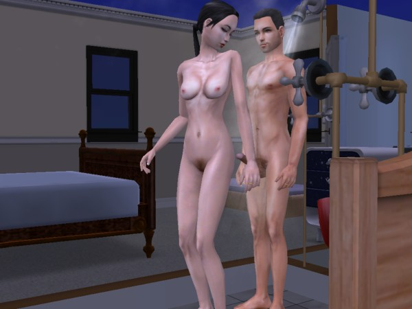 the sims whicked 4 whims Ass up face down naked