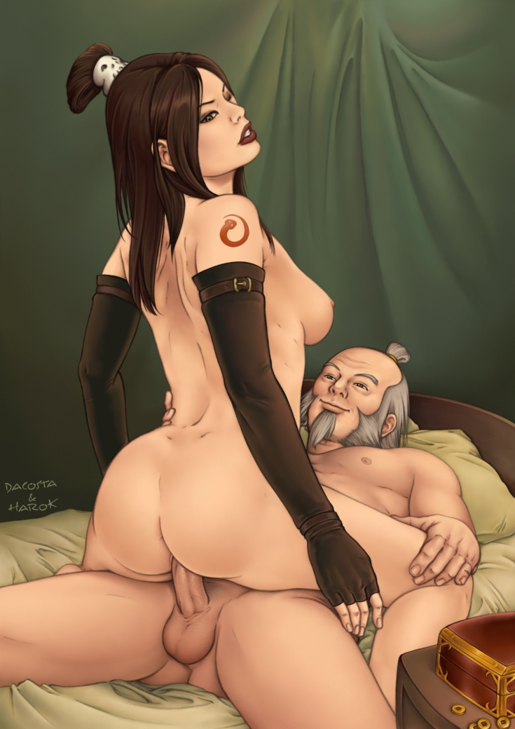 last avatar girls the airbender nude Pictures of bonnie the bunny